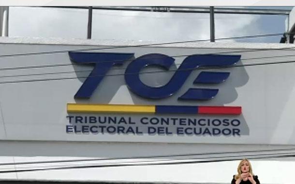 TCE revierte la suspensión de cuatro movimientos políticos