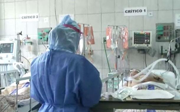 Esta semana bajó considerablemente la afluencia de pacientes con Covid-19