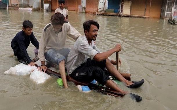 36 muertos a causa de las fuertes lluvias en Pakistán