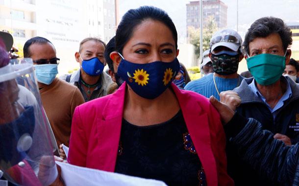 Concluyó la audiencia preparatoria de juicio de la prefecta Paola Pabón