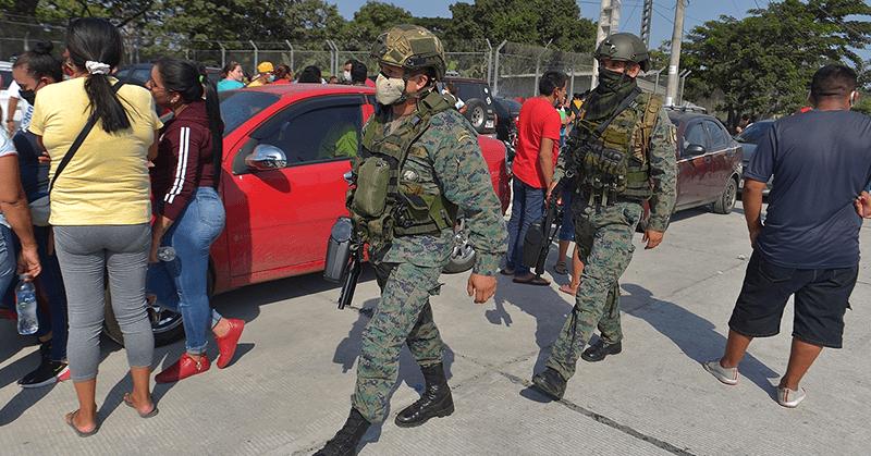Enfrentamiento en penitenciaría deja nueve muertos