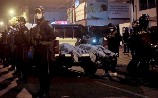 ¿Quién cerró la puerta? La pregunta tras 13 muertos en Perú