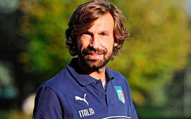 Andrea Pirlo es el nuevo entrenador del Juventus