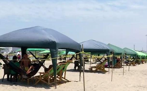Guayas y Santa Elena abrieron sus playas bajo un estricto control