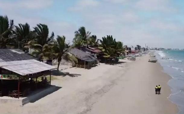 21 playas de Santa Elena y La Libertad se reabrieron a los turistas