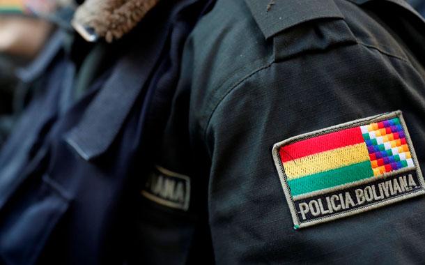 La Policía Boliviana busca a dirigentes denunciados por promover protestas