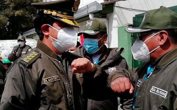 Bolivia propone test psicológicos a policías tras posible feminicidio