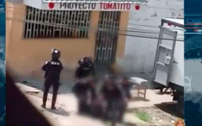 Policías heridos en balacera registrada este lunes salen de peligro