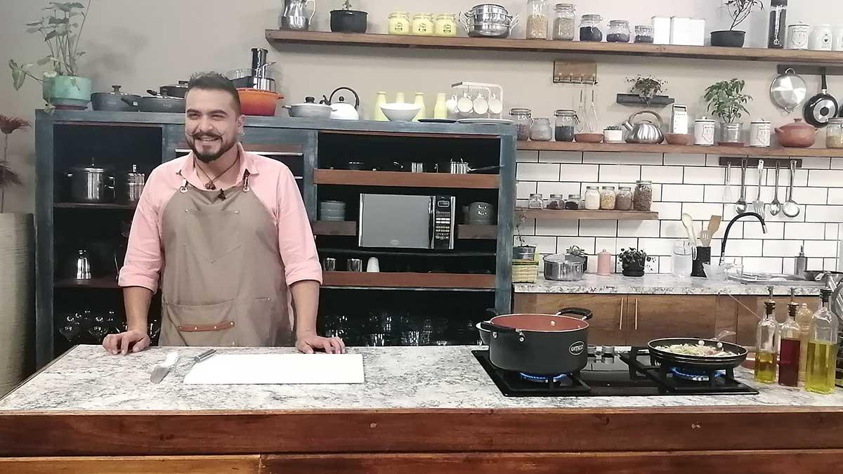 La Cocina del Chef: Repe lojano, cecina de cerdo, quesillo con miel