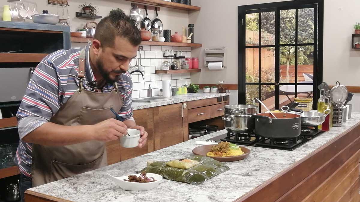 La Cocina del Chef: seco de chivo, hallaca, machica traposa