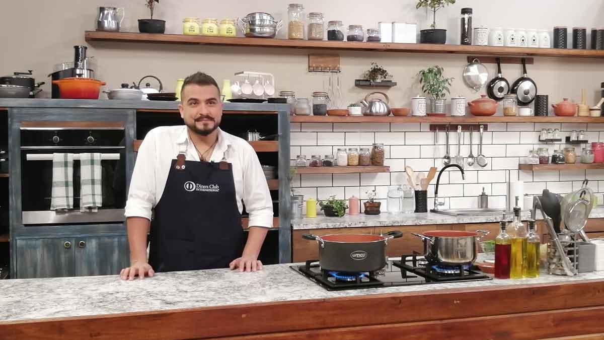 La Cocina del Chef: asado negro, pan de jamón, quesillo venezolano