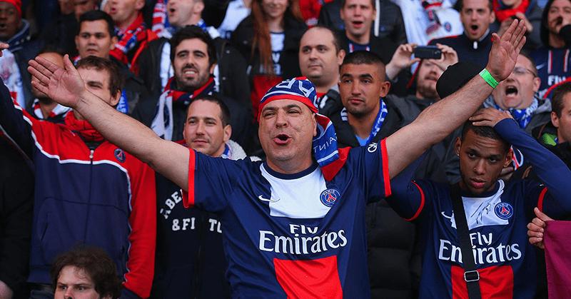 Prohíben pasear con la camiseta del PSG el día de la final de 'La Champions'