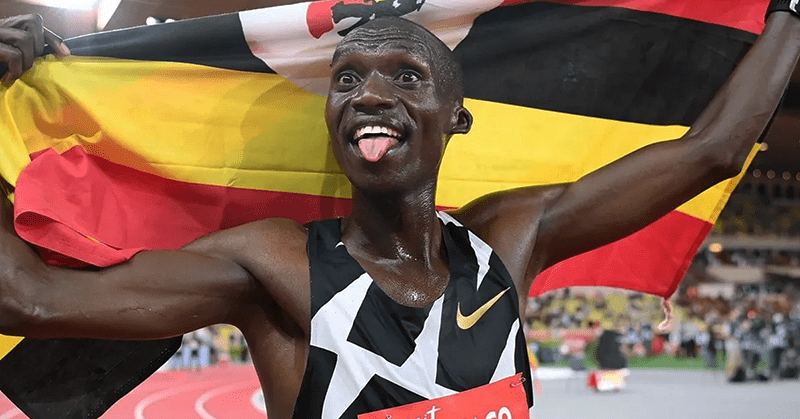 Ugandés rompe nuevo récord mundial en los 5.000 metros de Mónaco