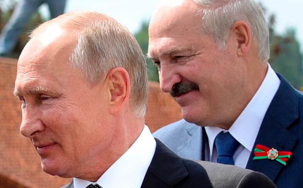 Rusia está dispuesta a ofrecer ayuda de seguridad a Bielorrusia