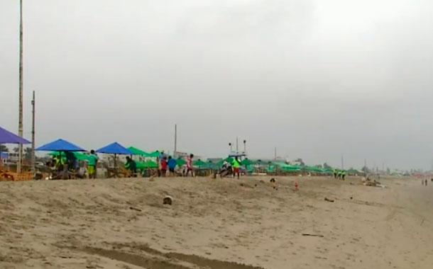 COE de Salinas autorizó reabrir playas desde este sábado 29 de agosto