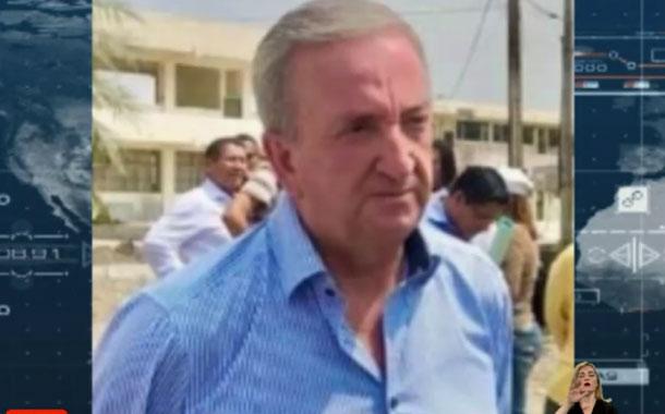 Exdirector de Secob dejará la prisión para cumplir medidas sustitutivas