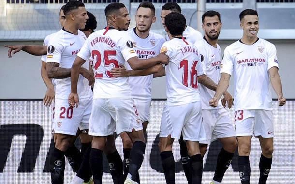 Sevilla eliminó a Roma en la Europa League