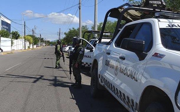 Ocho presuntos sicarios mueren en enfrentamiento contra militares mexicanos