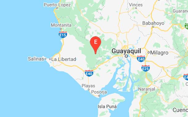 Sismo de 3.5 grados en escala de Richter en Santa Elena