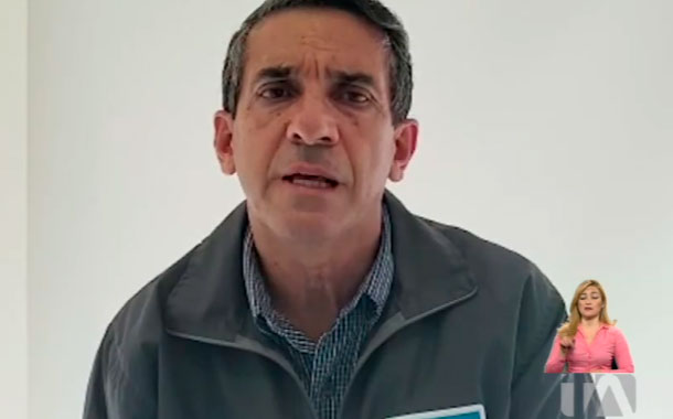 Director del SNAI evitó pronunciarse sobre la muerte del israelí Shy Dahan