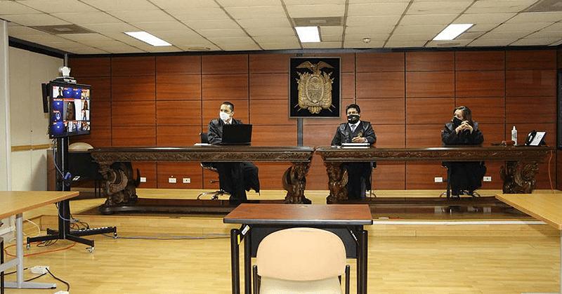 Caso sobornos esta en manos del tribunal de analizará el recurso