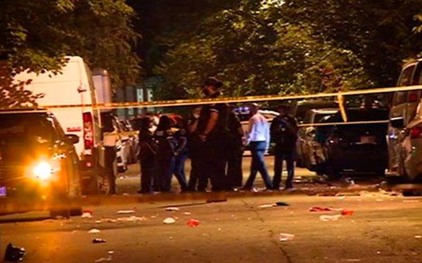 Un muerto y 20 heridos por tiroteo en Washington