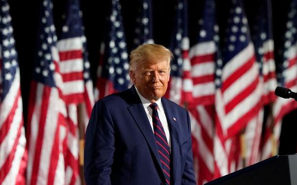 Trump recurre al miedo al pedir 4 años más