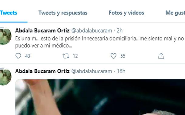 Descartan que Abdalá Bucaram haya sufrido un infarto