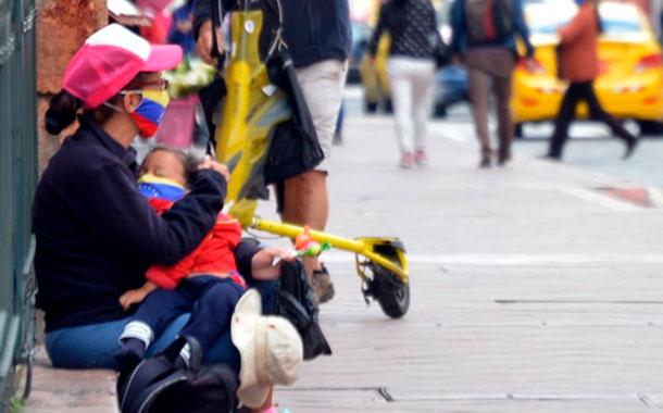 Casi 200 000 ciudadanos venezolanos han sido regularizados en Ecuador