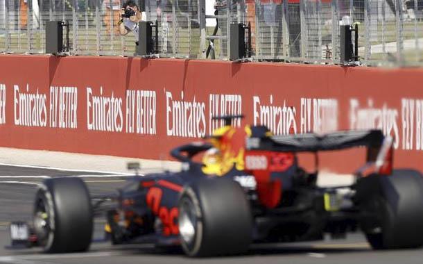 Max Verstappen rompió el dominio de Mercedes en la F1