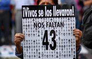 Familiares de los 43 de Ayotzinapa exigen que el caso no quede en la impunidad