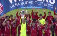 Bayern Múnich se llevó la Supercopa de Europa ante Sevilla