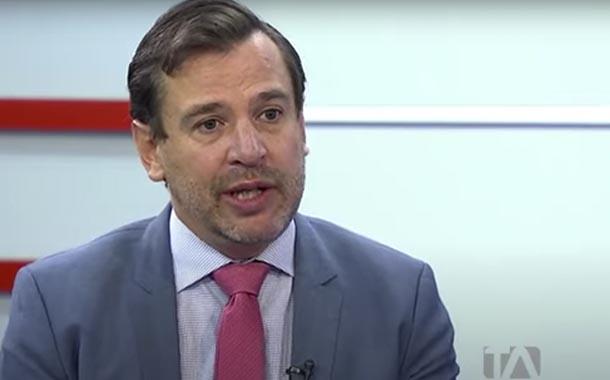 Camilo Pinzón comenta sobre la iniciativa 'Reinventa Ecuador'