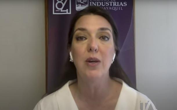 Caterina Costa: 'El empleador debe adaptarse y ayudar al mantenimiento de plazas de trabajo'