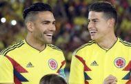 Colombia anuncia el retorno de James y Falcao para la selección