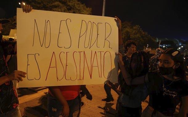 Al menos siete muertos dejó la noche de violencia en Colombia