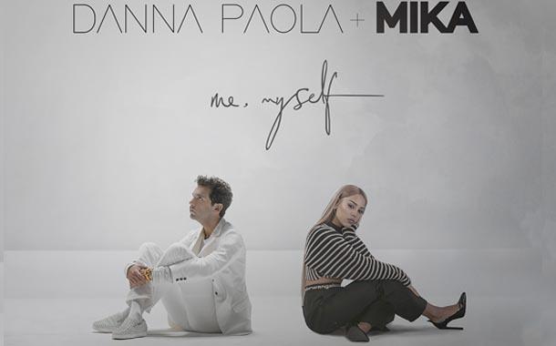 Danna Paola estrena 'Me, myself' junto a Mika