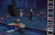 Trump y Biden se preparan para debate en medio de crisis
