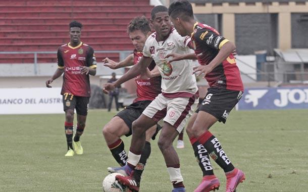 Deportivo Cuenca y Técnico Universitario empataron en la fecha 10
