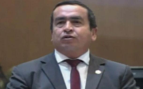 Elio Peña es el nuevo presidente de la Comisión de Fiscalización