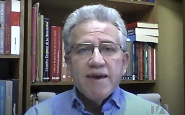 Germán Rodas analiza los cambios en la comisión de Fiscalización