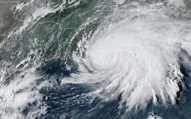 Huracán Sally llega a Florida con categoría 2 e inundaciones