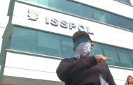 Investigan autenticidad de papeles recibidos por el ISSPOL