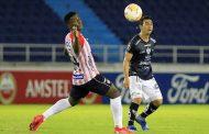 Independiente no pudo contra el Junior en Barranquilla