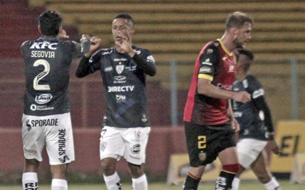 Independiente del Valle derrotó a Deportivo Cuenca