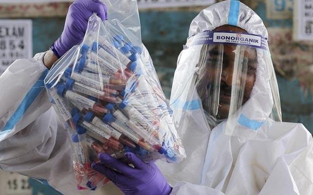 India registra un nuevo récord de contagiados con coronavirus