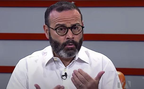 Jorge Wated analiza situación de hospitales del IESS en Guayaquil
