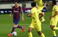 Ronald Koeman elogia el tono conciliador de Lionel Messi