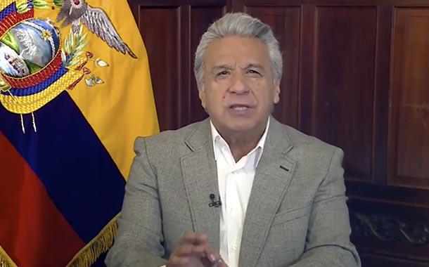 Lenín Moreno invita a Asamblea Nacional a respaldar procesos en temas económicos