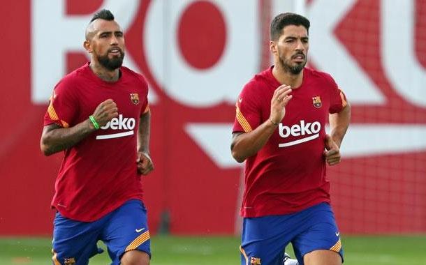 Luis Suárez no fue convocado para partido amistoso con el Barcelona